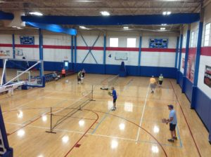 Pickle ball...world's fastest growing sport.